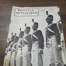 Coleccionismo de Revistas y Periódicos: NOTICIAS DE ACTUALIDAD. 1 DE ABRIL DE 1959. CADETES DE WEST POINT. . Lote 194573357