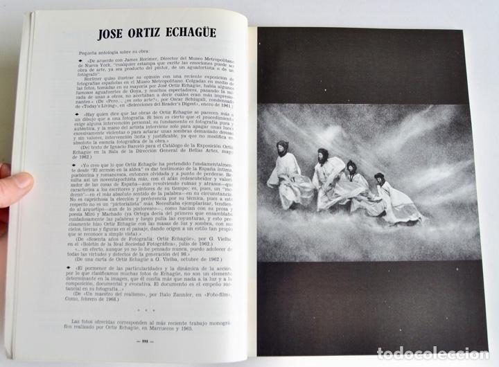 Coleccionismo de Revistas y Periódicos: Revista 200 AF. Nº Extraordinario, Agosto, 1968. Clásicos de la Fotografía Contemporánea Española - Foto 3 - 194575372