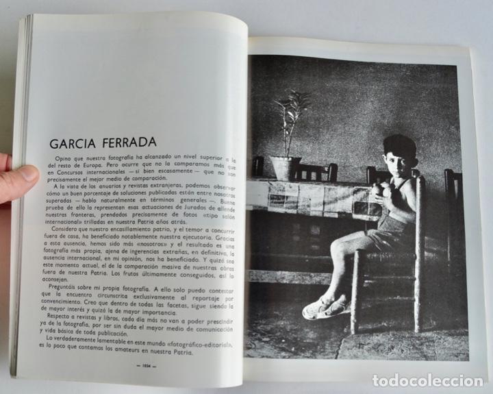 Coleccionismo de Revistas y Periódicos: Revista 200 AF. Nº Extraordinario, Agosto, 1968. Clásicos de la Fotografía Contemporánea Española - Foto 6 - 194575372