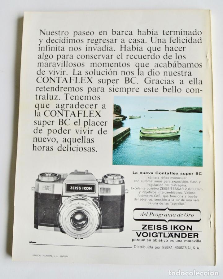 Coleccionismo de Revistas y Periódicos: Revista 200 AF. Nº Extraordinario, Agosto, 1968. Clásicos de la Fotografía Contemporánea Española - Foto 9 - 194575372