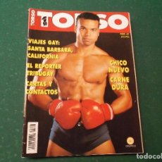 Coleccionismo de Revistas y Periódicos: TORSO Nº 44, REVISTA EROTICA DE HOMBRES ,SOLO PARA ADULTOS ,ESPAÑOLA. Lote 194581505