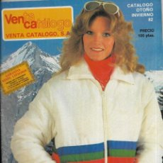 Coleccionismo de Revistas y Periódicos: == R16 - CATOLGO VENCA OTOÑO -INVIERNO 1982. Lote 194595071