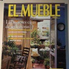 Coleccionismo de Revistas y Periódicos: REVISTA EL MUEBLE. Lote 194595605