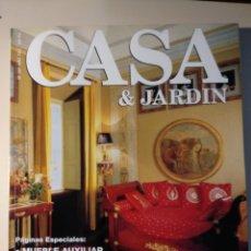 Coleccionismo de Revistas y Periódicos: REVISTA CASA & JARDÍN. Lote 194595760