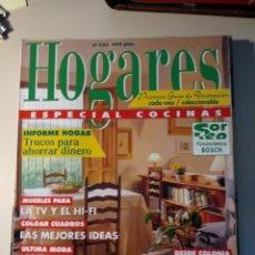 Coleccionismo de Revistas y Periódicos: REVISTA HOGARES. Lote 194595892