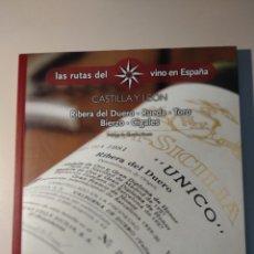 Coleccionismo de Revistas y Periódicos: REVISTA LAS RUTAS DEL VINO EN ESPAÑA. Lote 194596055