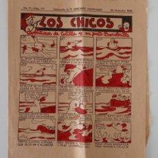 Coleccionismo de Revistas y Periódicos: SUPLEMENTO DE EL MERCANTIL VALENCIANO LOS CHICOS. Nº 311 23 NOVIEMBRE 1935. W. Lote 194602008