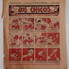 Coleccionismo de Revistas y Periódicos: SUPLEMENTO DE EL MERCANTIL VALENCIANO LOS CHICOS. Nº 337. 23 MAYO 1936. W. Lote 194606387