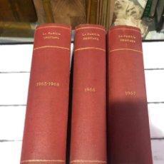 Coleccionismo de Revistas y Periódicos: LA FAMILIA CRISTIANA. Lote 194606746