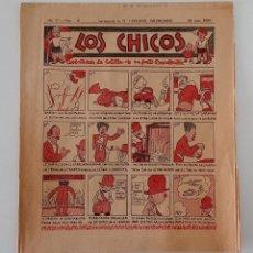 Coleccionismo de Revistas y Periódicos: SUPLEMENTO DE EL MERCANTIL VALENCIANO LOS CHICOS. Nº 341. 20 JUNIO 1936. W. Lote 194607052