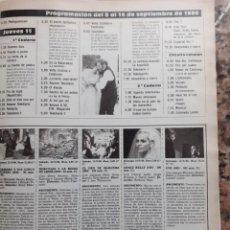 Coleccionismo de Revistas y Periódicos: LOUISIANA MARGOT KIDDER CHERYL LADD GREGORY PECK. Lote 194607113