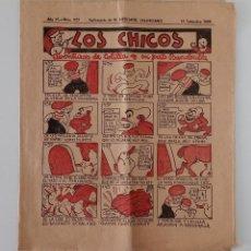 Coleccionismo de Revistas y Periódicos: SUPLEMENTO DE EL MERCANTIL VALENCIANO LOS CHICOS. Nº 301. 14 SETIEMBRE 1935. W. Lote 194608027
