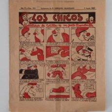 Coleccionismo de Revistas y Periódicos: SUPLEMENTO DE EL MERCANTIL VALENCIANO LOS CHICOS. Nº 295. 3 AGOSTO 1935. W. Lote 194608173