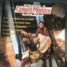 Coleccionismo de Revistas y Periódicos: REVISTA 'OCU COMPRA MAESTRA', Nº 215. JULIO 1998. REBAJAS, GSM, VHS, MAYONESAS, ESCÚTERES, ETC.. Lote 194622562