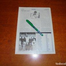 Coleccionismo de Revistas y Periódicos: RETAL 1986: KARTING. JOSÉ M. BRAVO. MOLINA, BISQUERT Y VILADOMIU. MOTOCICLISMO, ASPAR Y DORFLINGER. Lote 194638967