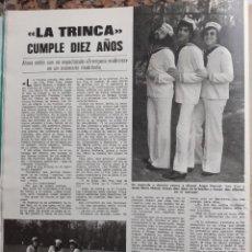 Coleccionismo de Revistas y Periódicos: LA TRINCA. Lote 194643990
