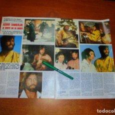 Coleccionismo de Revistas y Periódicos: CLIPPING 1984: RICHARD CHAMBERLAIN. SHOGUN. . Lote 194645688