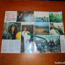 Coleccionismo de Revistas y Periódicos: CLIPPING 1984: STEPHANIE POWERS. . Lote 194645711
