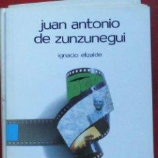 Coleccionismo de Revistas y Periódicos: TEMAS VIZCAINOS. JUAN ANTONIO DE ZUNZUNEGUI. Lote 194648527