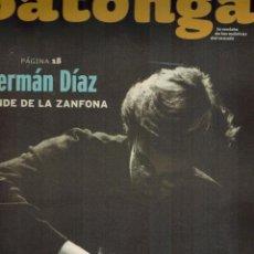 Coleccionismo de Revistas y Periódicos: BATONGA. Lote 194665746