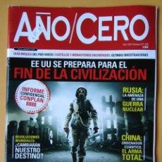 Coleccionismo de Revistas y Periódicos: AÑO CERO - NÚM. 288 (EE UU SE PREPARA PARA EL FIN DE LA CIVILIZACIÓN) - DIVERSOS AUTORES. Lote 194670305