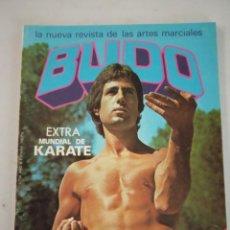 Coleccionismo de Revistas y Periódicos: BUDO - NUMERO 34 - LA NUEVA REVISTA DE ARTES MARCIALES. Lote 194675621