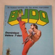 Coleccionismo de Revistas y Periódicos: BUDO - NUMERO 35 - LA NUEVA REVISTA DE ARTES MARCIALES. Lote 194675670