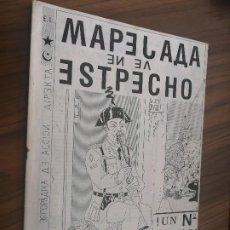 Coleccionismo de Revistas y Periódicos: MAREJADA EN EL ESTRECHO. REVISTA DE TEXTOS Y COMICS. VARIOS AUTORES. BUEN ESTADO. GRAPA. DIFICIL. Lote 194692205