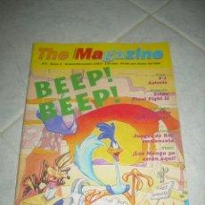 Coleccionismo de Revistas y Periódicos: REVISTA THE CANADIAN MAGAZINE Nº 3. SOCIOS CLUB 1993. SIN TABLERO. JUEGOS VIDEOJUEGOS. LEER DESC. Lote 194693360