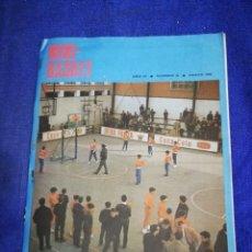 Coleccionismo de Revistas y Periódicos: MINI BASKET. NUMERO 32. DE 1968. Lote 194693550