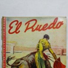 Coleccionismo de Revistas y Periódicos: EL RUEDO, SUPLEMENTO TAURINO DE MARCA, JUNIO DE 1944, Nº 1. Lote 194704385
