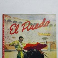 Coleccionismo de Revistas y Periódicos: EL RUEDO, SUPLEMENTO TAURINO DE MARCA, JUNIO DE 1945, Nº 55. Lote 194704538
