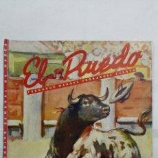 Coleccionismo de Revistas y Periódicos: EL RUEDO, SUPLEMENTO TAURINO DE MARCA, NOVIEMBRE DE 1945, Nº 73. Lote 194705003