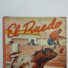 Coleccionismo de Revistas y Periódicos: EL RUEDO, SUPLEMENTO TAURINO DE MARCA, ENERO DE 1945, Nº 31. Lote 194705155