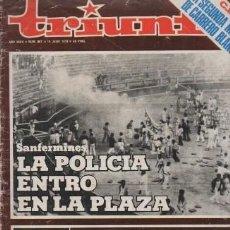 Coleccionismo de Revistas y Periódicos: REVISTA TRIUNFO. AÑO XXXII Nº 807 JULIO 1978. - A-REV-1702. Lote 194721046
