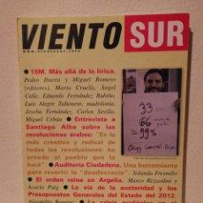 Coleccionismo de Revistas y Periódicos: REVISTA - VIENTO SUR 15 M - POLITICA - AÑO 2006 - IZQUIERDA ALTERNATIVA. Lote 194743873