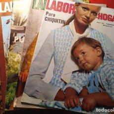 Coleccionismo de Revistas y Periódicos: REVISTA LABORES DEL HOGAR. 1970. Lote 194766635
