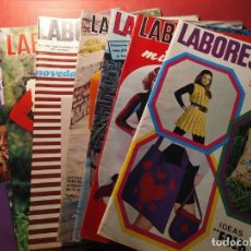Coleccionismo de Revistas y Periódicos: REVISTA LABORES DEL HOGAR. 1971. Lote 194766710