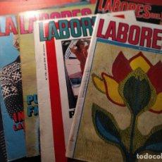 Coleccionismo de Revistas y Periódicos: REVISTA LABORES DEL HOGAR. 1972. Lote 194766802