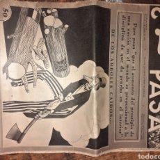 Coleccionismo de Revistas y Periódicos: PERIÓDICO QUÉ PASA. Lote 194766937