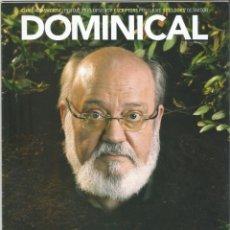 Coleccionismo de Revistas y Periódicos: DOMINICAL JOSÉ LUIS CUERDA. Lote 194861957