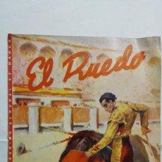 Coleccionismo de Revistas y Periódicos: EL RUEDO, SUPLEMENTO TAURINO DE MARCA, NOVIEMBRE DE 1944, Nº 22. Lote 194863975