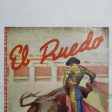 Coleccionismo de Revistas y Periódicos: EL RUEDO, SUPLEMENTO TAURINO DE MARCA, NOVIEMBRE DE 1944, Nº 23. Lote 194864088