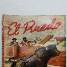 Coleccionismo de Revistas y Periódicos: EL RUEDO, SUPLEMENTO TAURINO DE MARCA, NOVIEMBRE DE 1944, Nº 24. Lote 194864466