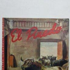 Coleccionismo de Revistas y Periódicos: EL RUEDO, SUPLEMENTO TAURINO DE MARCA, JUNIO DE 1946, Nº 105. Lote 194865013