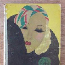 Coleccionismo de Revistas y Periódicos: 6 REVISTAS LECTURAS AÑO 1933, VER. Lote 194874856