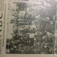 Coleccionismo de Revistas y Periódicos: ABC 11 DE MARZO DE 1939.GUERRA CIVIL. Lote 194879277