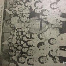 Coleccionismo de Revistas y Periódicos: ABC 23 DE MARZO DE 1939.GUERRA CIVIL. Lote 194880682