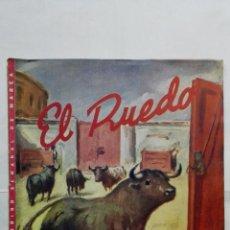 Coleccionismo de Revistas y Periódicos: EL RUEDO, SUPLEMENTO TAURINO DE MARCA, AGOSTO DE 1945, Nº 62. Lote 194880921