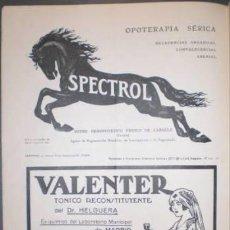 Coleccionismo de Revistas y Periódicos: LA MEDICINA IBERA. REVISTA SEMANAL DE MEDICINA Y CIRUGÍA. AÑO XII - TOMO XII - VOL. I. Nº 530 1928. Lote 194880942